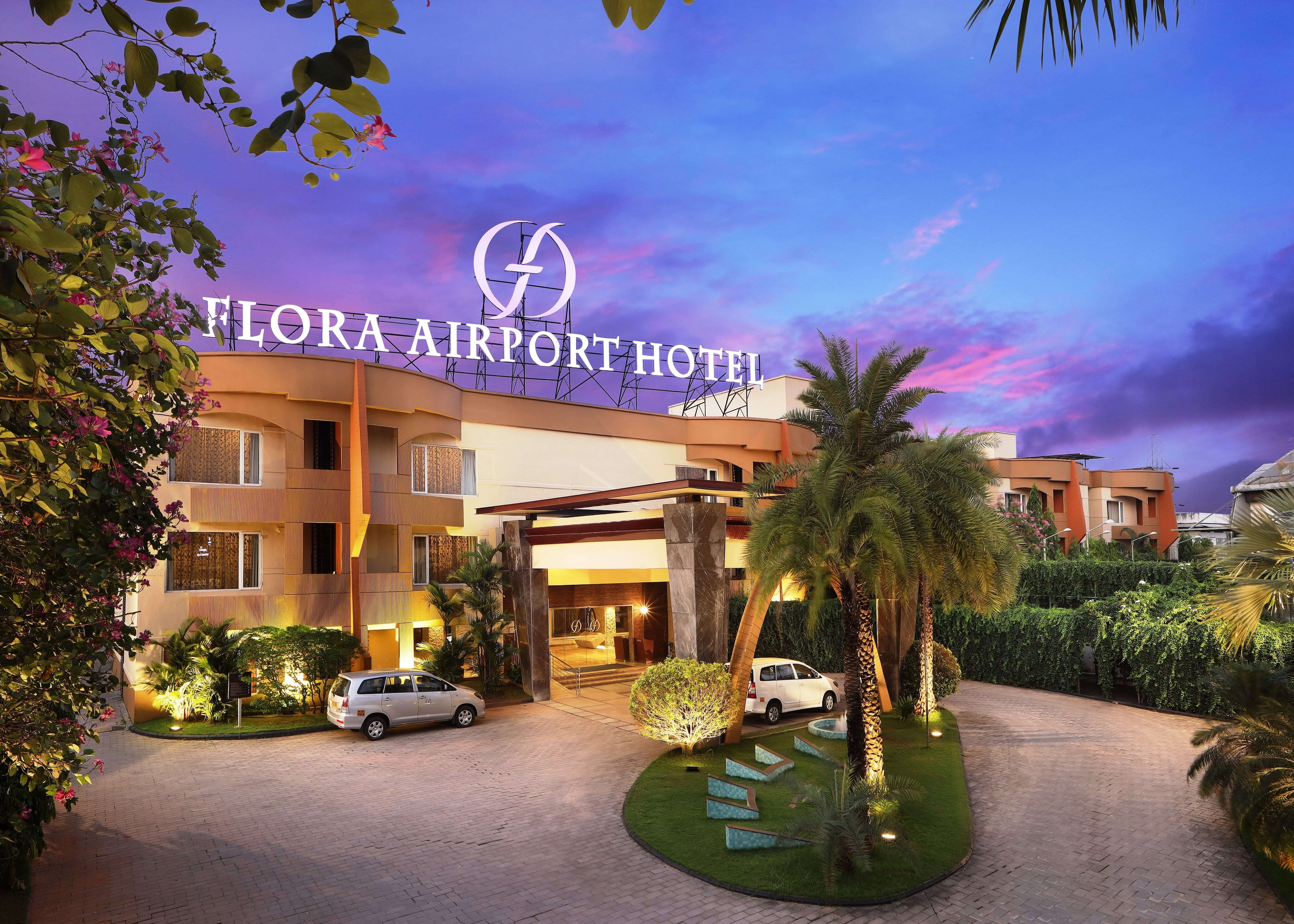 flora airport hotel official site | kochi kerala india | overview