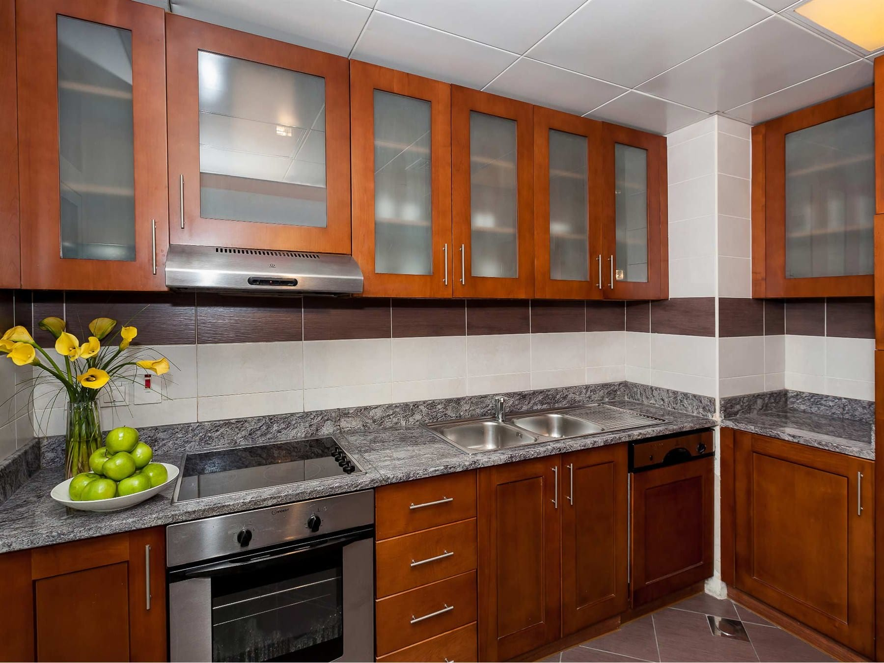 2BHK Park View KItchen 2