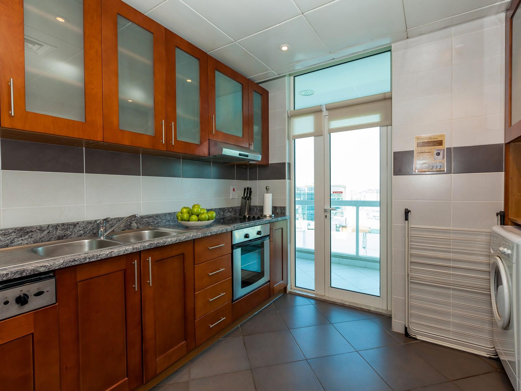 Two Bedroom Privilege Maids Room Kitchen