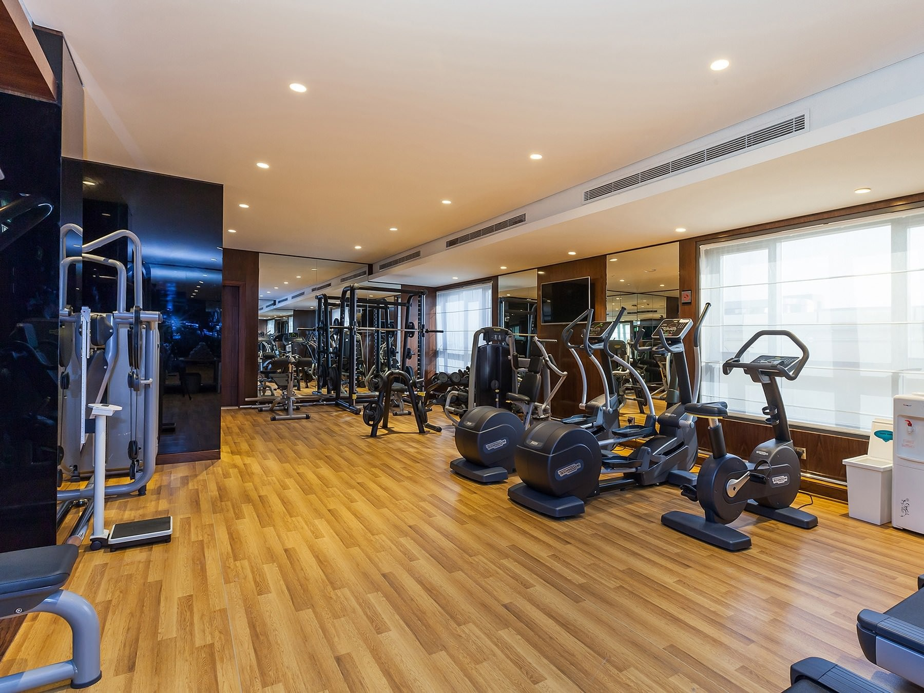Flora Al Barsha Gym