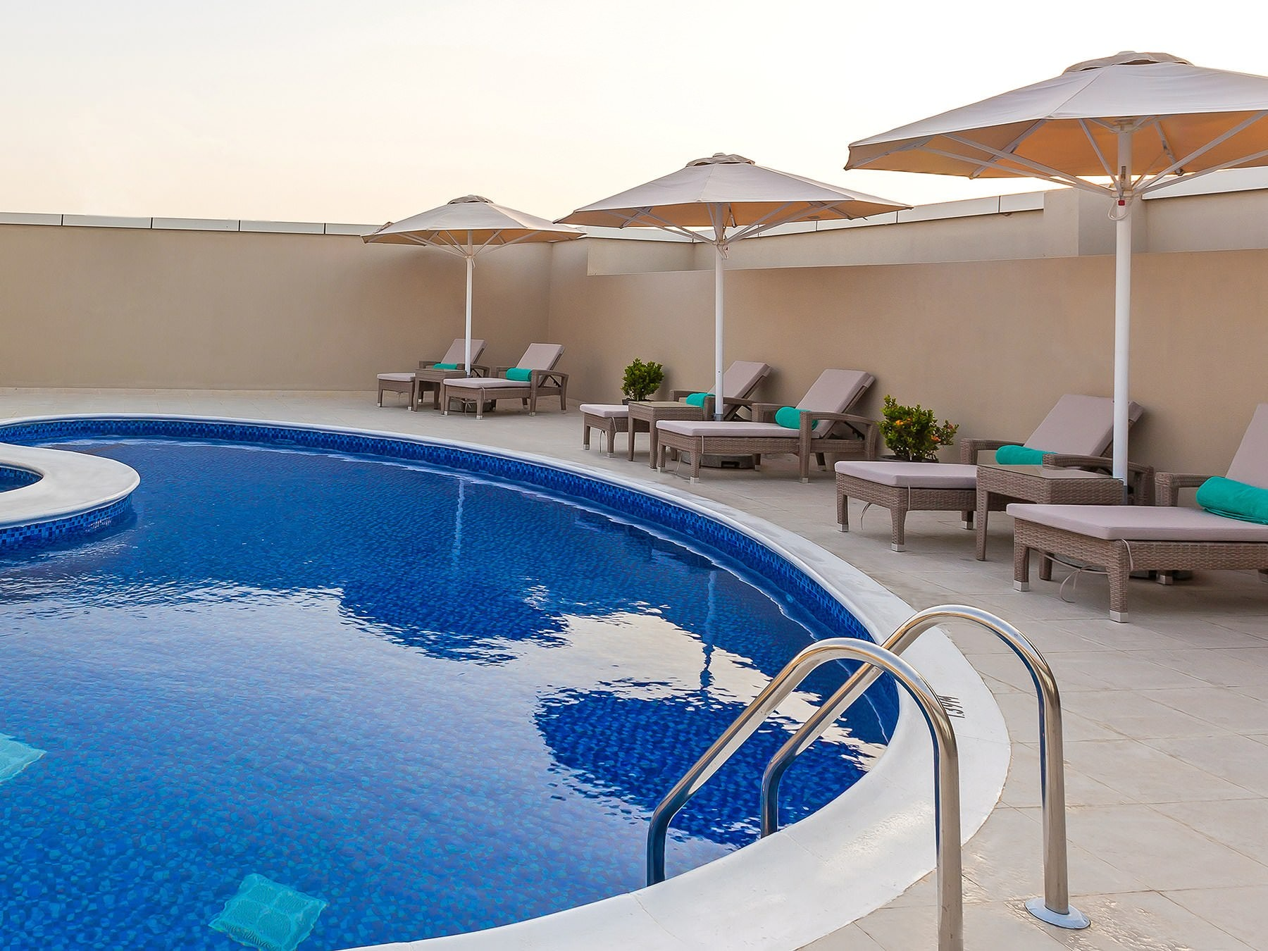 Flora Al Barsha Swimming Pool
