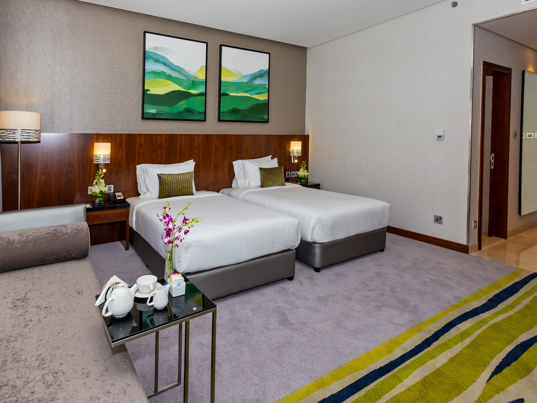 Flora Al Barsha Two Bedroom Deluxe Suite