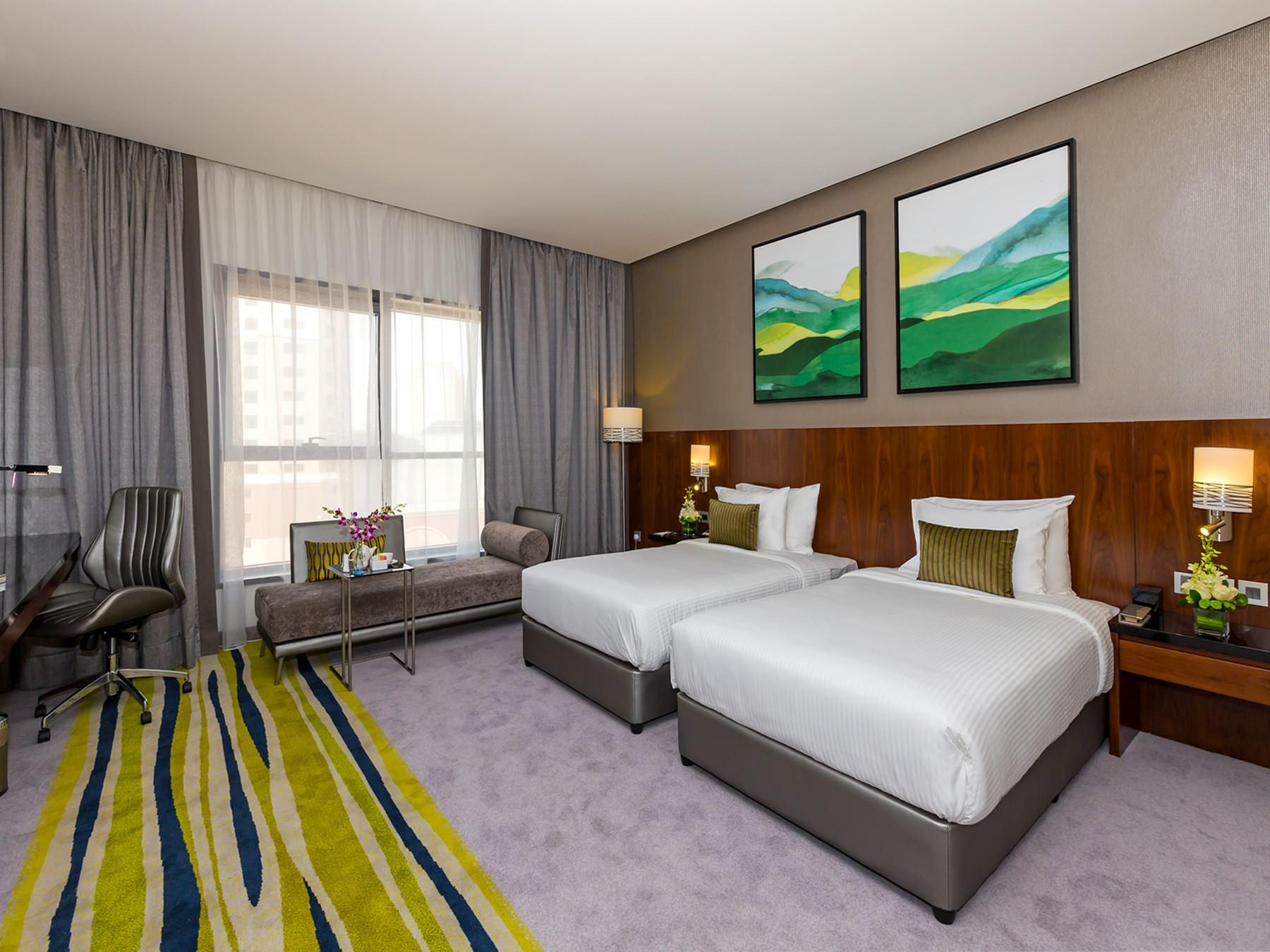 Flora Al Barsha Two Bedroom Deluxe Suite
