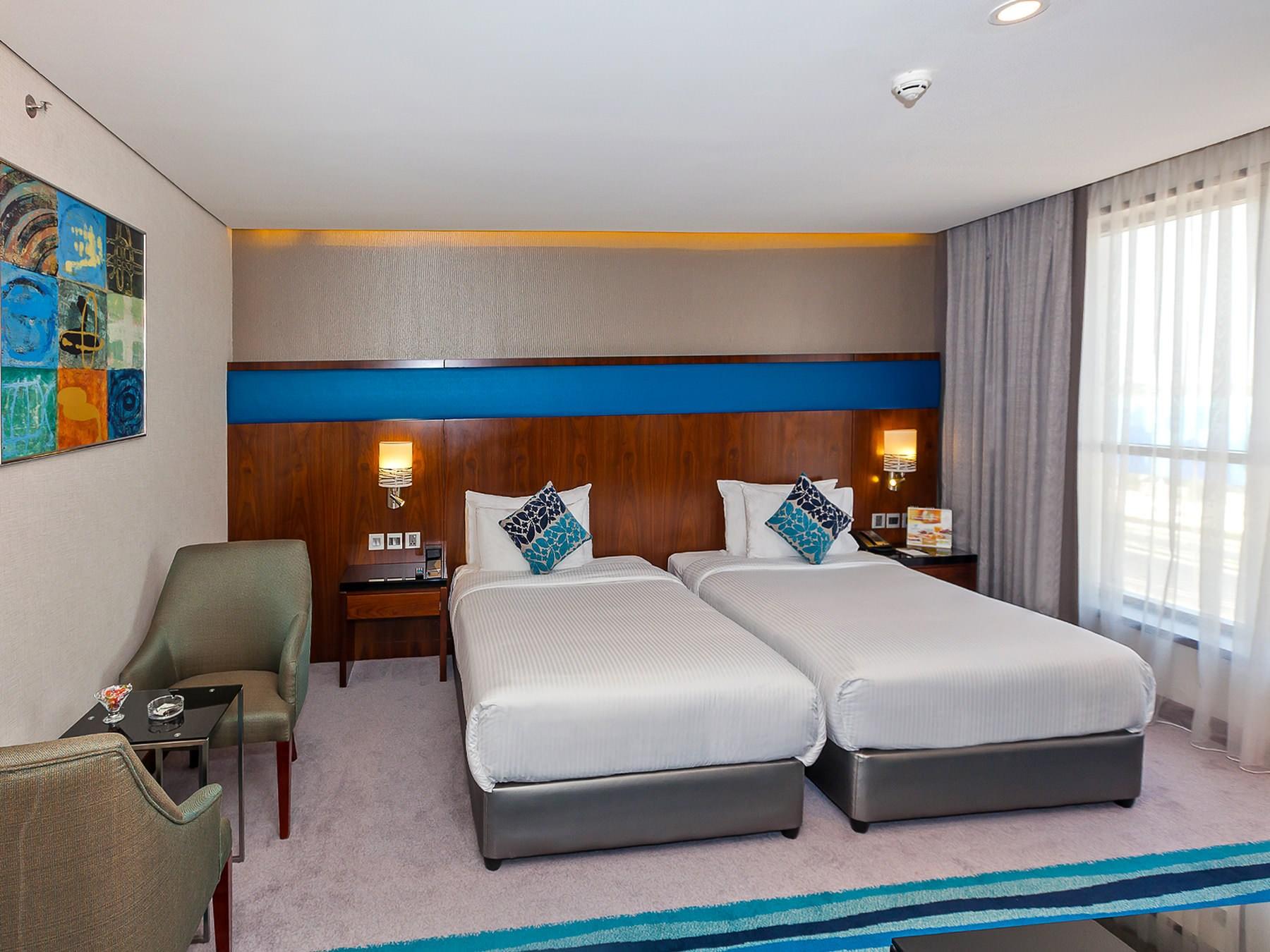 Flora Al Barsha Suite Room