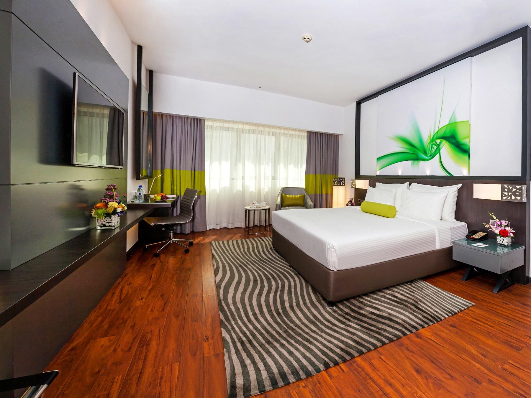 Flora Grand Hotel Official Site | Al Rigga Road Deira ...