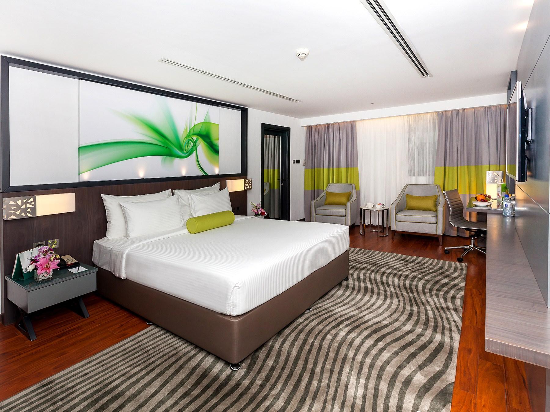 Flora Grand Executive Suite