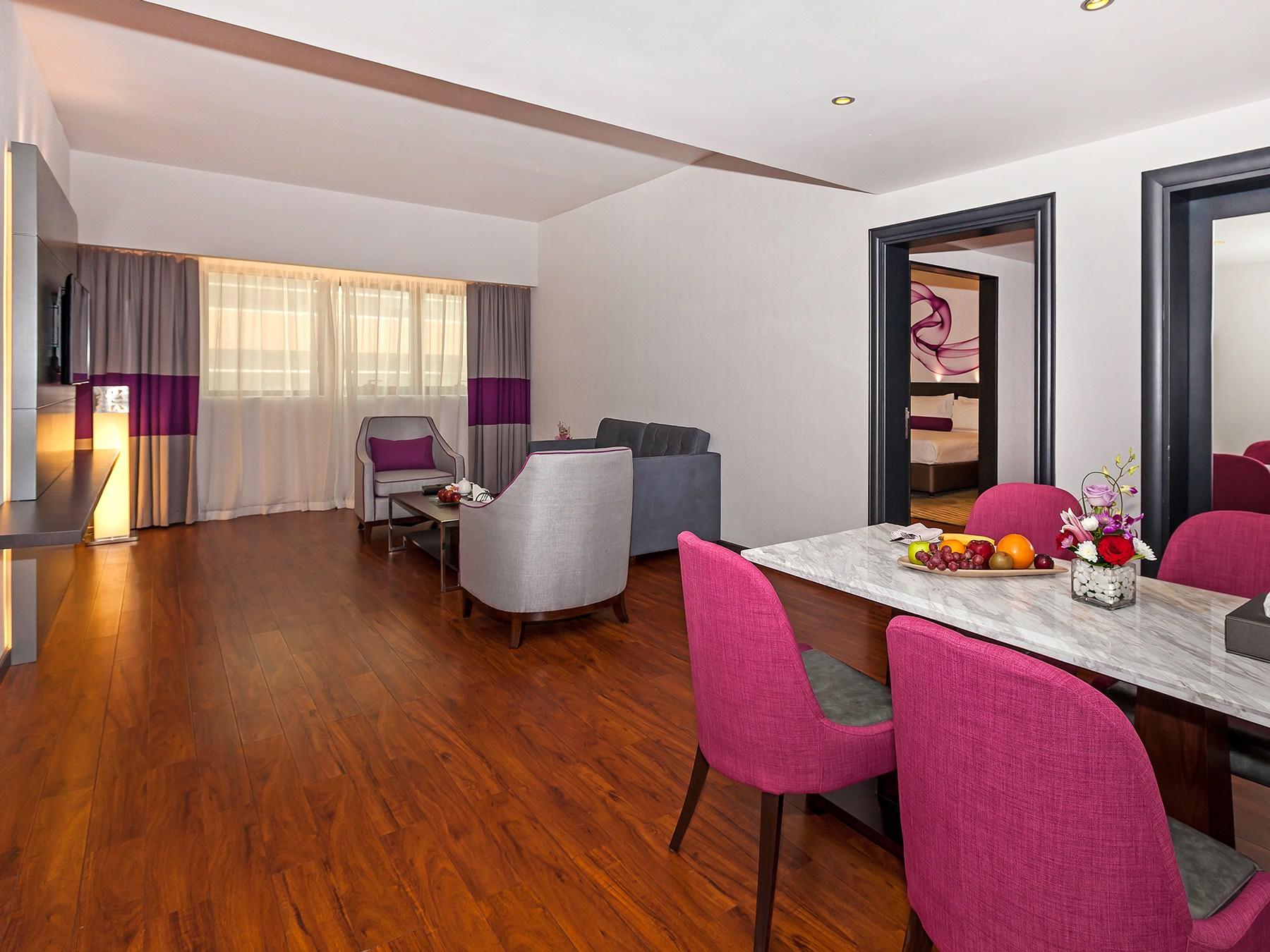 Flora Grand Premier Suite