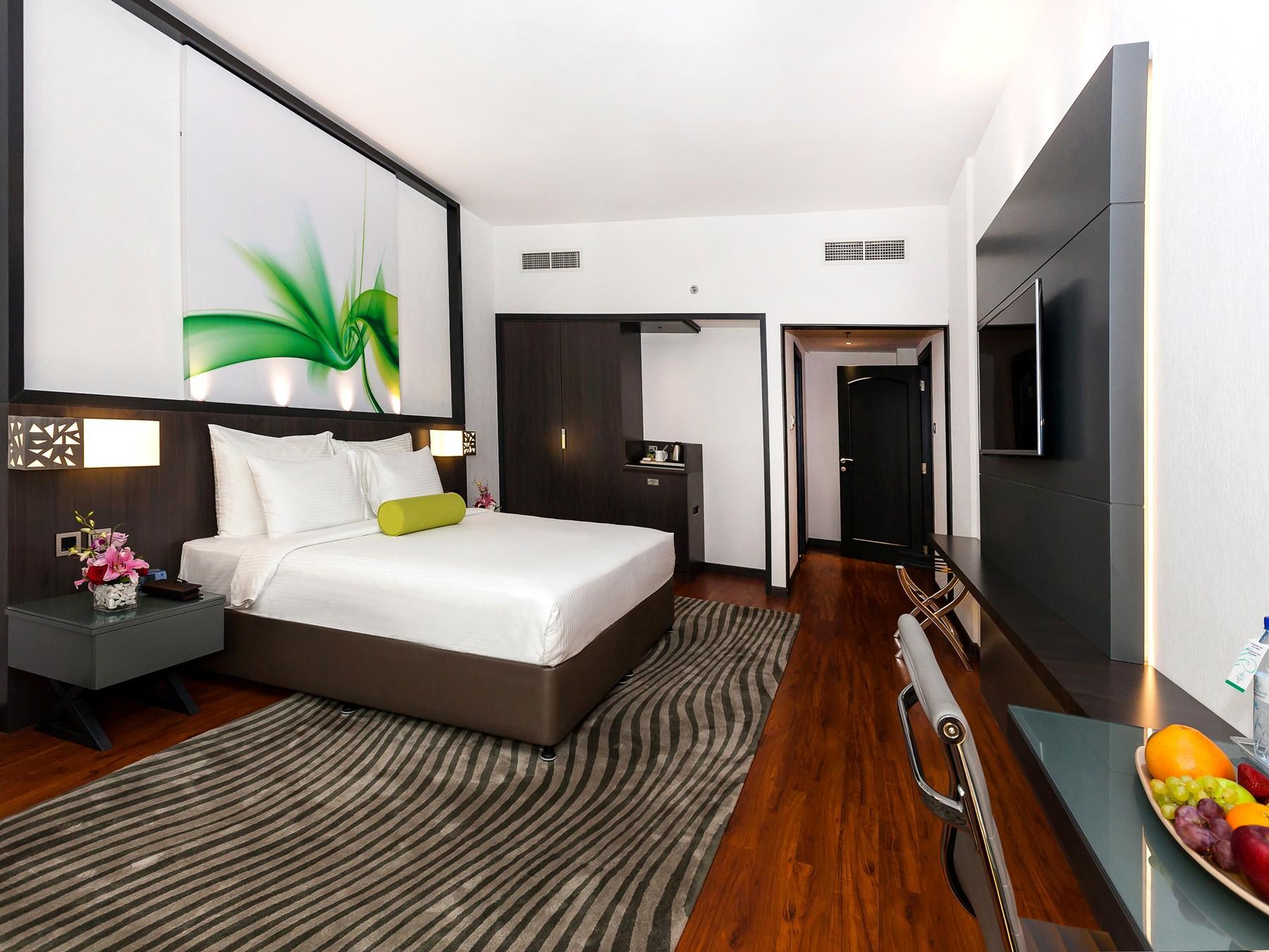 Flora Grand Royal Suite