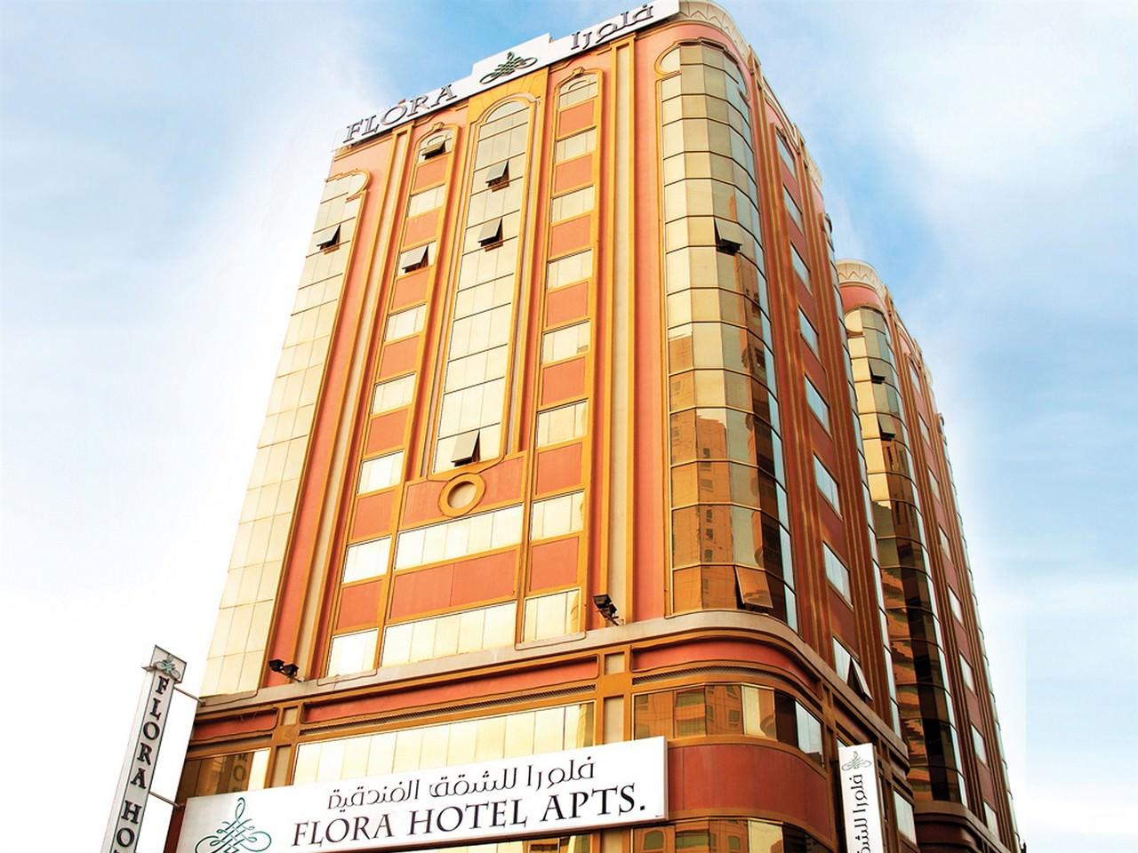 Flora hotel apts official site nasser square deira dubai for Hotel dubai