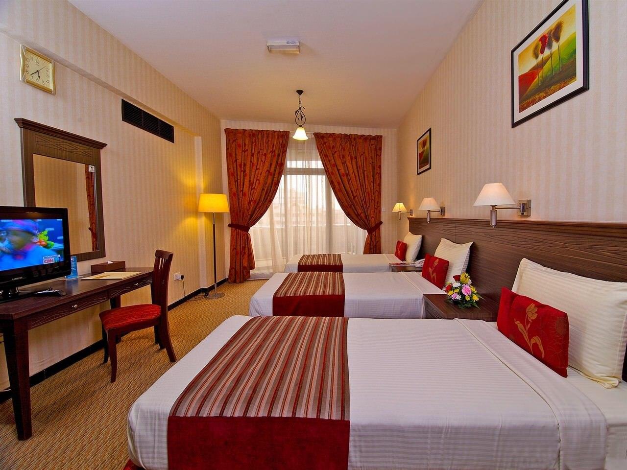 Florida-Intl-Hotel-Standard-Triple-2
