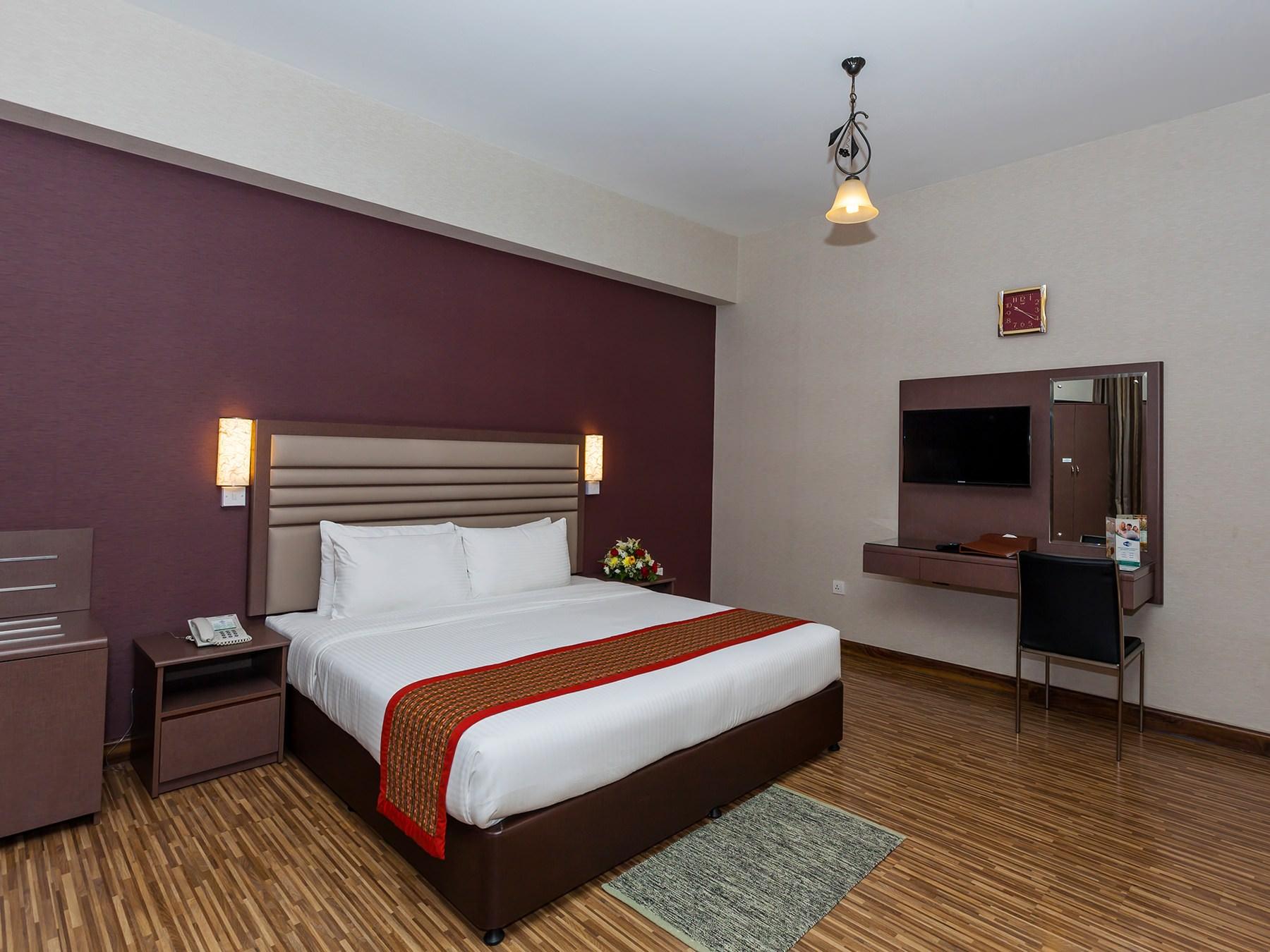 Florida International Hotel Deluxe Room