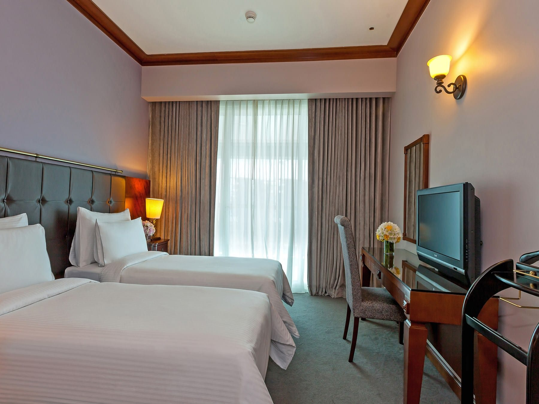 Royal Suite Twin Bed
